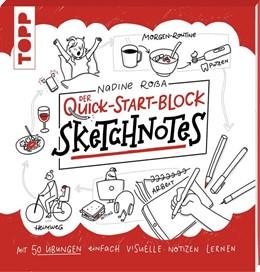 Abbildung von Roßa | Sketchnotes. Der Quick-Start-Block | 1. Auflage | 2019 | beck-shop.de