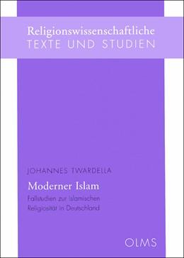 Abbildung von Twardella | Moderner Islam | 2004 | 2004 | Fallstudien zur islamischen Re... | 11