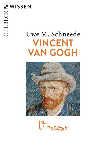 Cover: Uwe M. Schneede, Vincent van Gogh