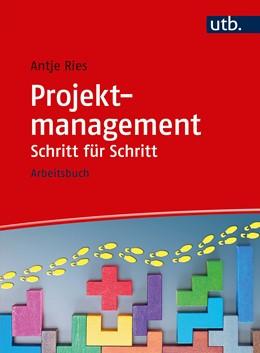Abbildung von Ries | Projektmanagement Schritt für Schritt | 2019 | Arbeitsbuch