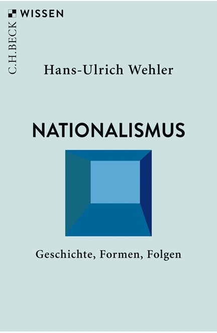 Cover: Hans-Ulrich Wehler, Nationalismus