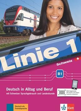 Abbildung von Dengler / Hoffmann | Linie 1 Schweiz B1 | 1. Auflage | 2019 | beck-shop.de