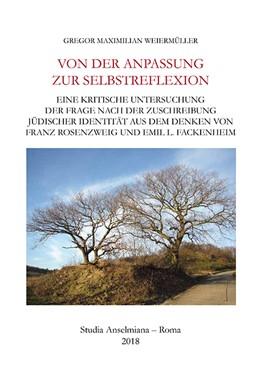 Abbildung von Weiermüller | Von der Anpassung zur Selbstreflexion | 2018 | Eine kritische Untersuchung de...
