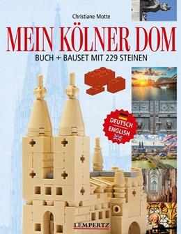 Abbildung von Motte | Mein Kölner Dom | 2018 | Buch + Bauset mit 229 Steinen,...