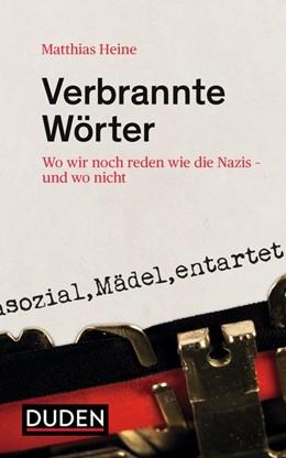 Abbildung von Heine | Verbrannte Wörter | 1. Auflage | 2019 | beck-shop.de