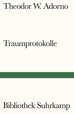 Abbildung von Adorno / Gödde | Traumprotokolle | 1. Auflage | 2018 | beck-shop.de