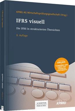 Abbildung von KPMG AG Wirtschaftsprüfungsgesellschaft (Hrsg.) | IFRS visuell | 8. Auflage | 2019 | Die IFRS in strukturierten Übe...