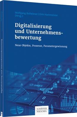 Abbildung von Ballwieser / Hachmeister | Digitalisierung und Unternehmensbewertung | 2019 | Neue Objekte, Prozesse, Parame...