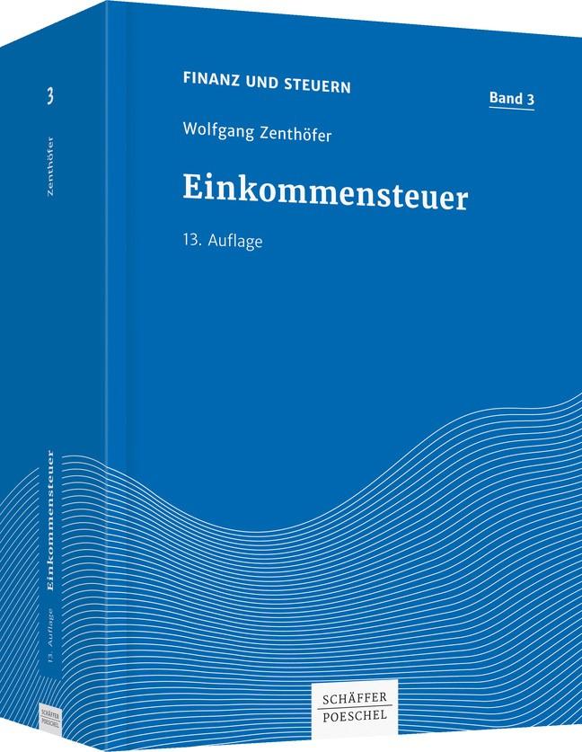 Abbildung von Zenthöfer | Einkommensteuer | 13., überarbeitete und aktualisierte Auflage | 2019