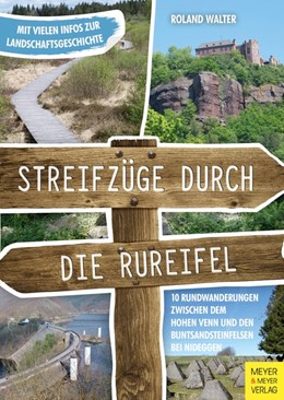 Abbildung von Walter | Streifzüge durch die Rureifel | 1. Auflage | 2019 | beck-shop.de