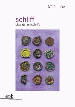 Abbildung von Pop/Schliff | 2019 | Literaturzeitschrift