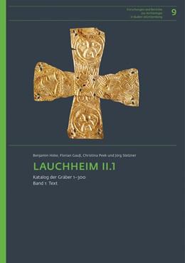 Abbildung von Höke / Gauß | Lauchheim II.1. | 1. Auflage | 2018 | 9 | beck-shop.de