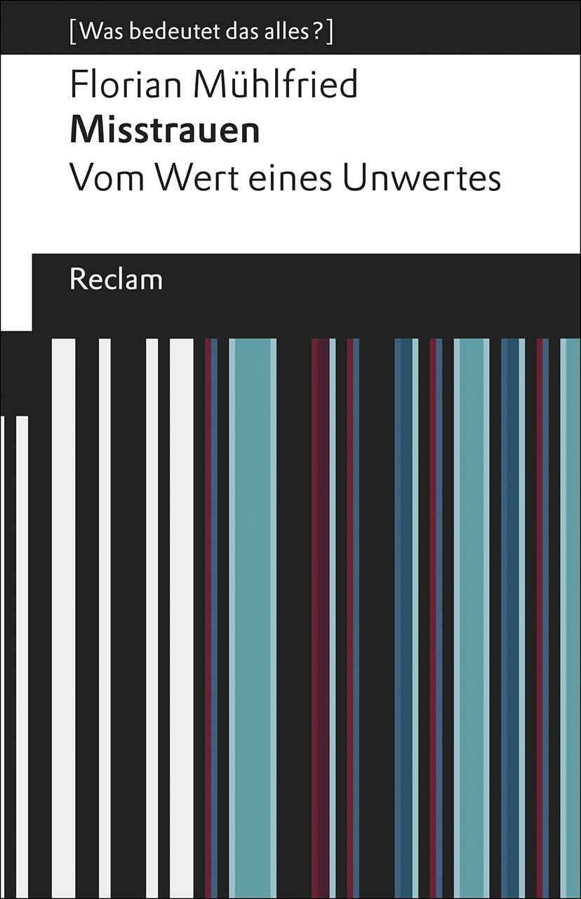 Misstrauen | Mühlfried, 2019 | Buch (Cover)