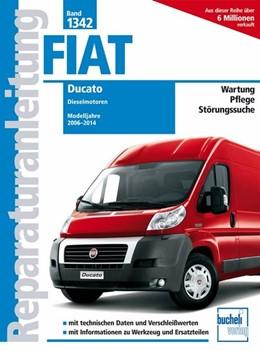Abbildung von Pandikow | Fiat Ducato Typ 250 2,2l, 2,3l 3,0l Dieselmotoren | 1. Auflage | 2020 | beck-shop.de