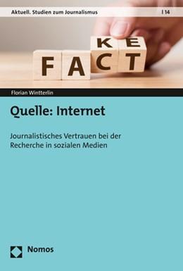 Abbildung von Wintterlin | Quelle: Internet | 2019 | Journalistisches Vertrauen bei...