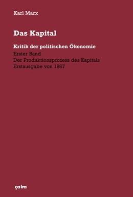 Abbildung von Marx   Das Kapital (1867)   2020   Kritik der politischen Ökonomi...