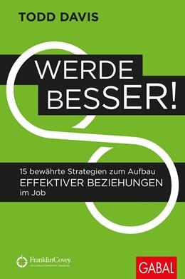 Abbildung von Davis   Werde besser!   1. Auflage   2019   beck-shop.de