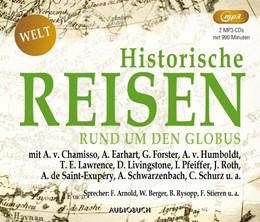 Abbildung von Historische Reisen - rund um den Globus | 1. Auflage | 2019