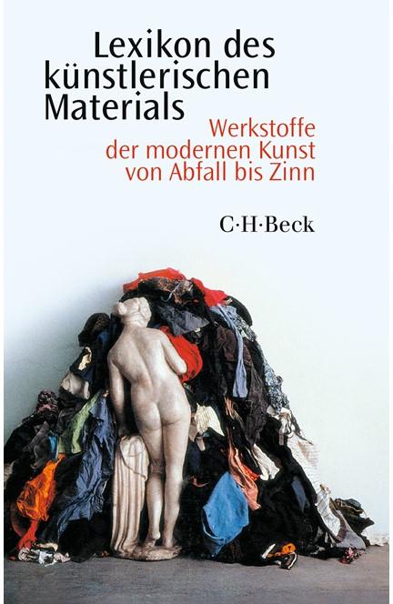 Cover: , Lexikon des künstlerischen Materials