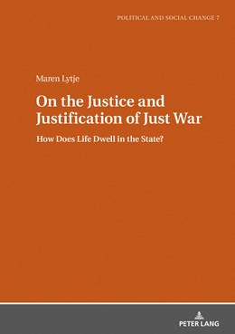 Abbildung von Lytje   On the Justice and Justification of Just War   1. Auflage   2018   beck-shop.de