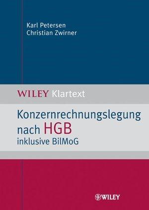 Konzernrechnungslegung nach HGB | Petersen / Zwirner, 2009 | Buch (Cover)