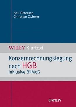 Abbildung von Petersen / Zwirner | Konzernrechnungslegung nach HGB | 2009 | inklusive BilMoG