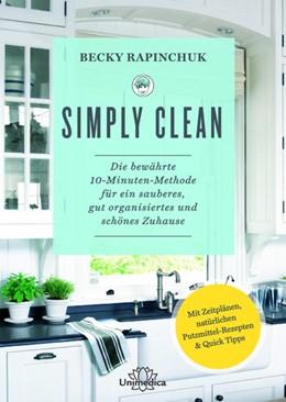 Abbildung von Rapinchuk | Simply Clean | 1. Auflage | 2019 | beck-shop.de