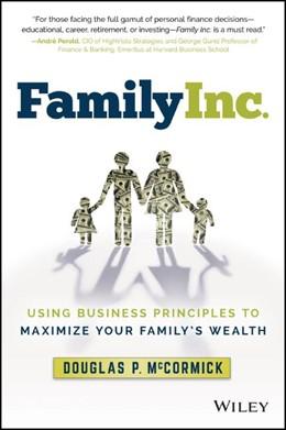 Abbildung von McCormick | Family Inc. | 2018 | Using Business Principles to M...