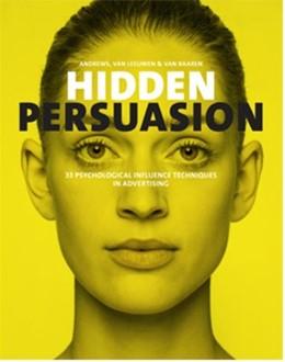 Abbildung von Hidden Persuasion pb. ed. | 2019 | 33 psychological influence tec...