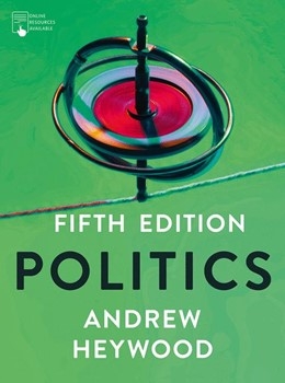 Abbildung von Heywood | Politics | 5th ed. 2019 | 2019