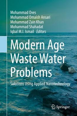Abbildung von Oves / Ansari   Modern Age Waste Water Problems   1. Auflage   2019   beck-shop.de