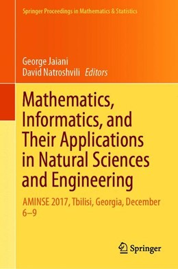 Abbildung von Jaiani / Natroshvili   Mathematics, Informatics, and Their Applications in Natural Sciences and Engineering   1. Auflage   2019   276   beck-shop.de