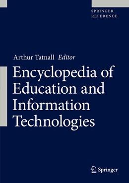 Abbildung von Tatnall   Encyclopedia of Education and Information Technologies   1st ed. 2020   2020