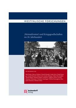 Abbildung von Paulus / Weidner | Westf. Forschungen Band 68 - 2018 | 1. Auflage | 2018 | 68-2018 | beck-shop.de