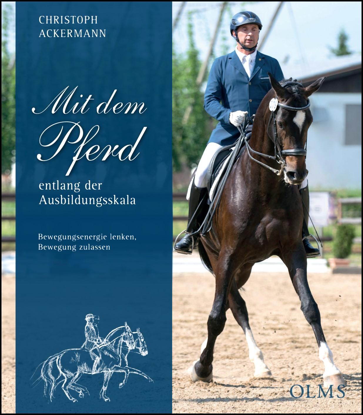 Mit dem Pferd | Ackermann | 2019, 2019 | Buch (Cover)