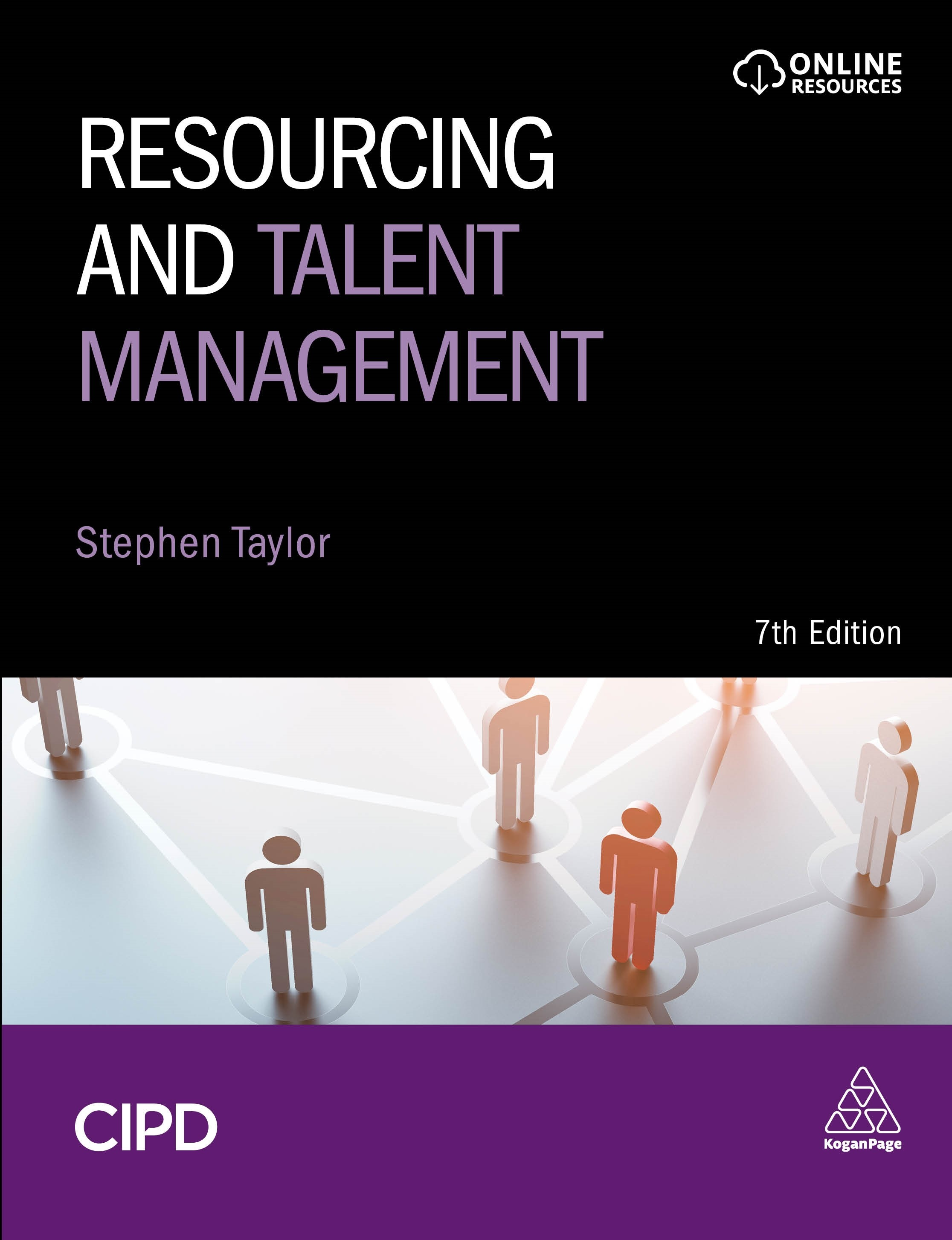 Resourcing and Talent Management | Taylor, 2018 | eBook (Cover)