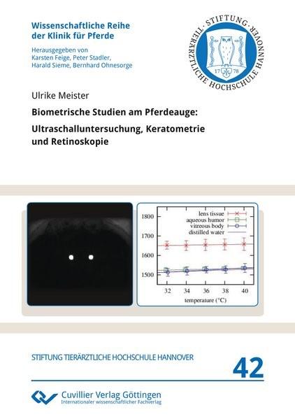 Abbildung von Meister | Biometrische Studien am Pferdeauge (Band 42) | 2018