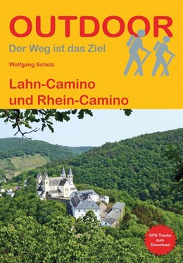 Abbildung von Scholz | Lahn-Camino und Rhein-Camino | 1. Auflage | 2019