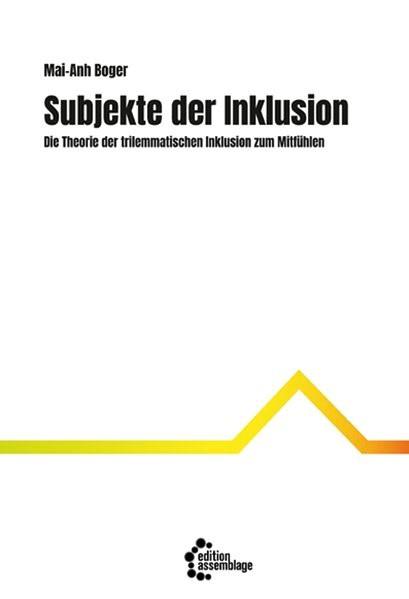 Abbildung von Boger   Subjekte der Inklusion   2019