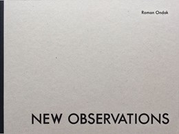Abbildung von Roman Ondak. New Observations   1. Auflage   2018   beck-shop.de