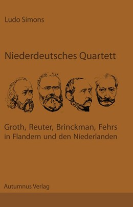 Abbildung von Simons | Niederdeutsches Quartett | 1. Auflage | 2018 | beck-shop.de
