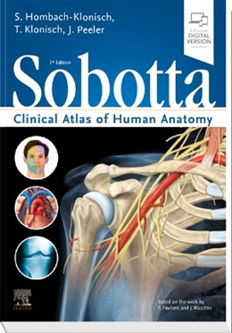 Abbildung von Hombach-Klonisch / Klonisch / Peeler | Sobotta Clinical Atlas of Human Anatomy, one volume, English | 2019