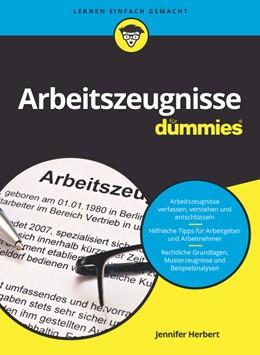 Abbildung von Herbert | Arbeitszeugnisse für Dummies | 2019