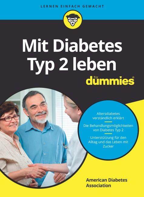 Mit Diabetes Typ 2 leben für Dummies, 2019 | Buch (Cover)
