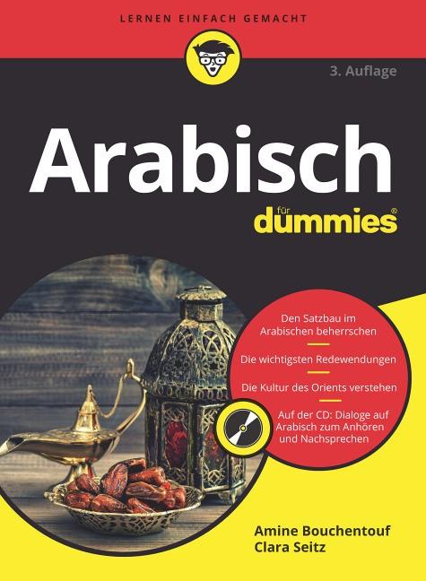 Arabisch für Dummies | Bouchentouf / Seitz, 2019 | Buch (Cover)