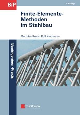 Abbildung von Kraus / Kindmann   Finite-Elemente-Methoden im Stahlbau   2. überarb. u. erw. Auflage   2019