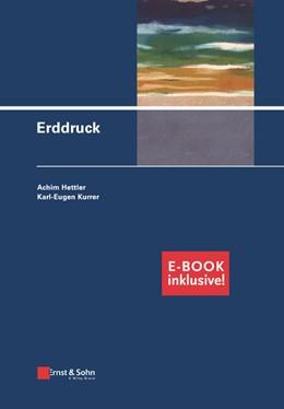 Abbildung von Hettler / Kurrer | Erddruck | 2019 | (inkl. E-Book als PDF)