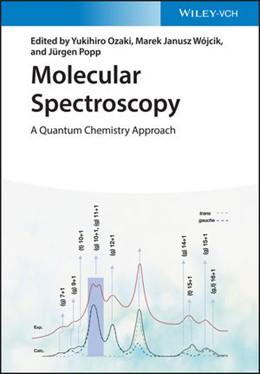 Abbildung von Ozaki / Wójcik | Molecular Spectroscopy | 1. Auflage | 2019 | beck-shop.de