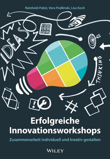 Abbildung von Pabst / Podlinski / Koch | Erfolgreiche Innovationsworkshops | 2019