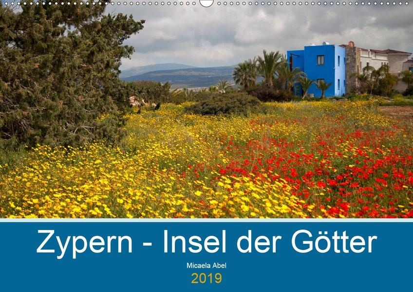 Abbildung von Abel | Zypern - Insel der Götter (Wandkalender 2019 DIN A2 quer) | 1. Edition 2018 | 2018